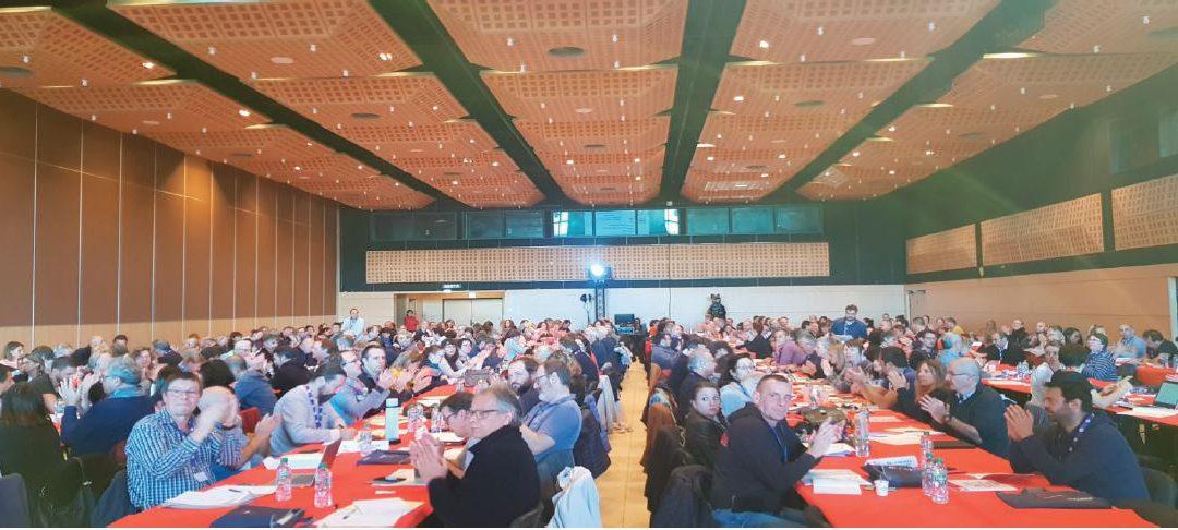 Résolution du XIIIe congrès du SNUDI-FO Clermont-Ferrand- 16 et 17 octobre 2019